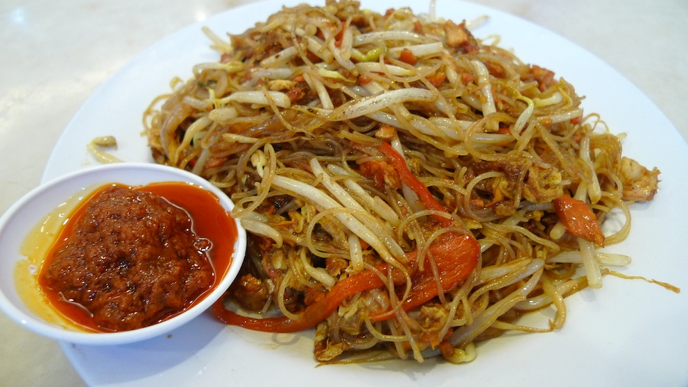 Fried Bee Hoon (Singapore Noodles) Recipes — Dishmaps
