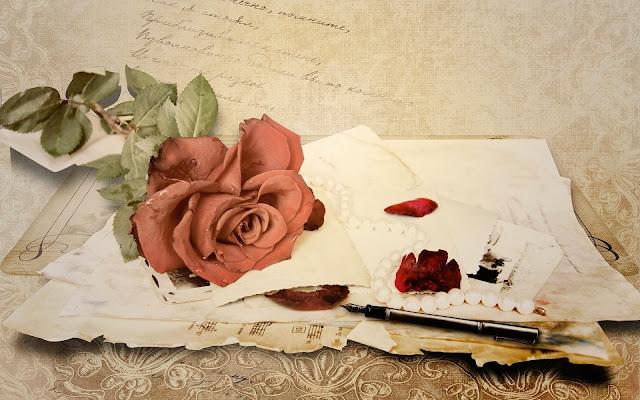 Rose Love Letter