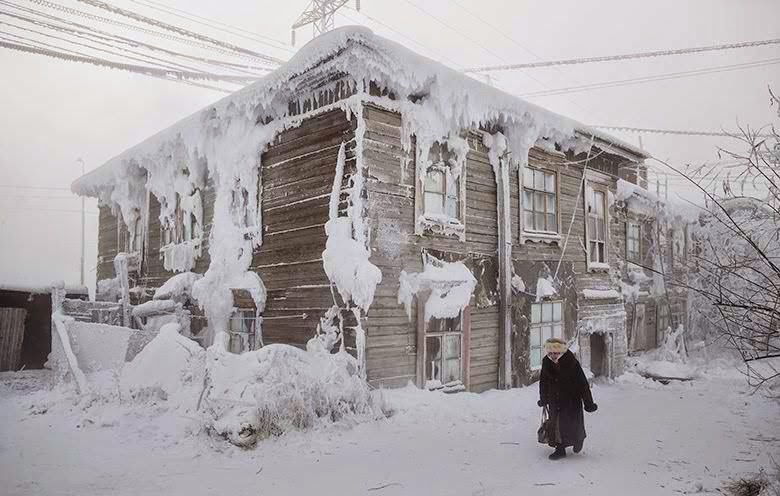 Yakutsk - worst city to live in ranked 6th