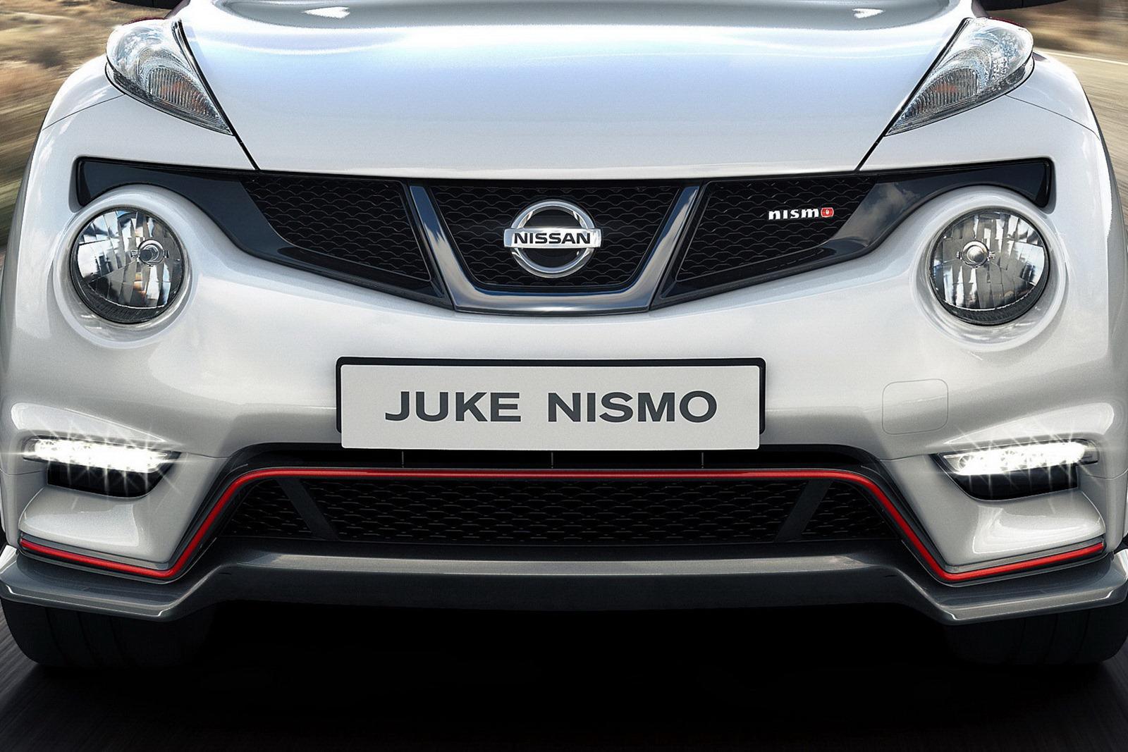 2013 Nissan Juke NISMO.