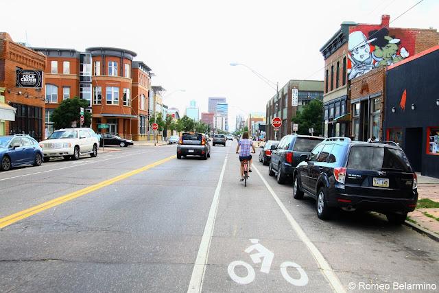 Denver B-cycle RiNo Denver Brewery Tour