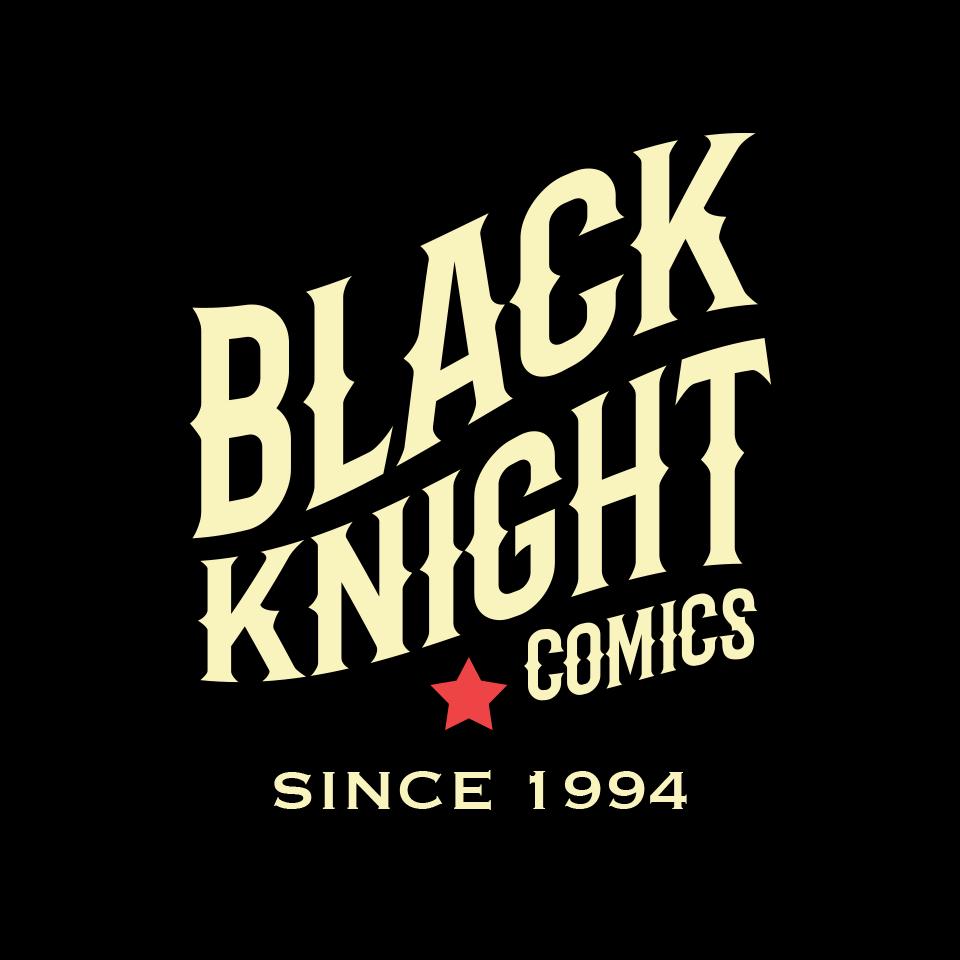 Publicidad: Black Knight Comics