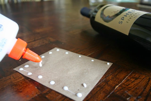 """Get Hammered"" Housewarming Gift // Step 6"