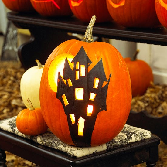 Easy Halloween Pumpkin Painting Ideas