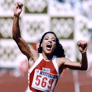 88 olympics, showtime, florence, joyner, fingernails