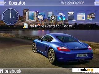 Tema Nokia E63 porshe