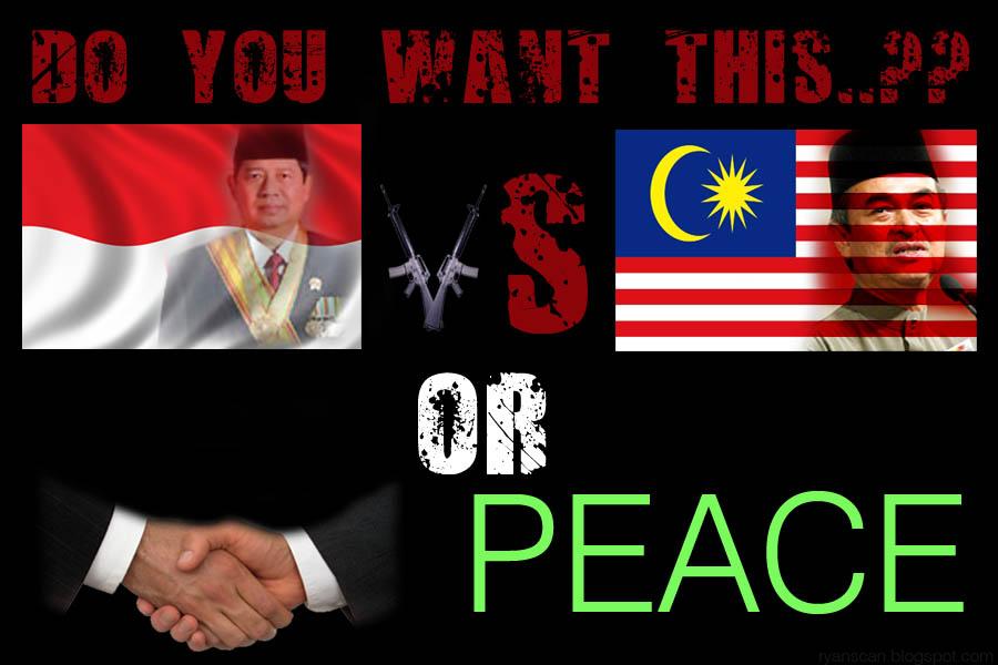 Militer Indonesia vs Malaysia Indonesia vs Malaysia