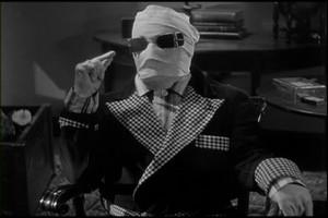lhomme invisible en personne le film de 1933