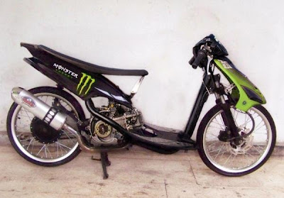 mio drag race modif