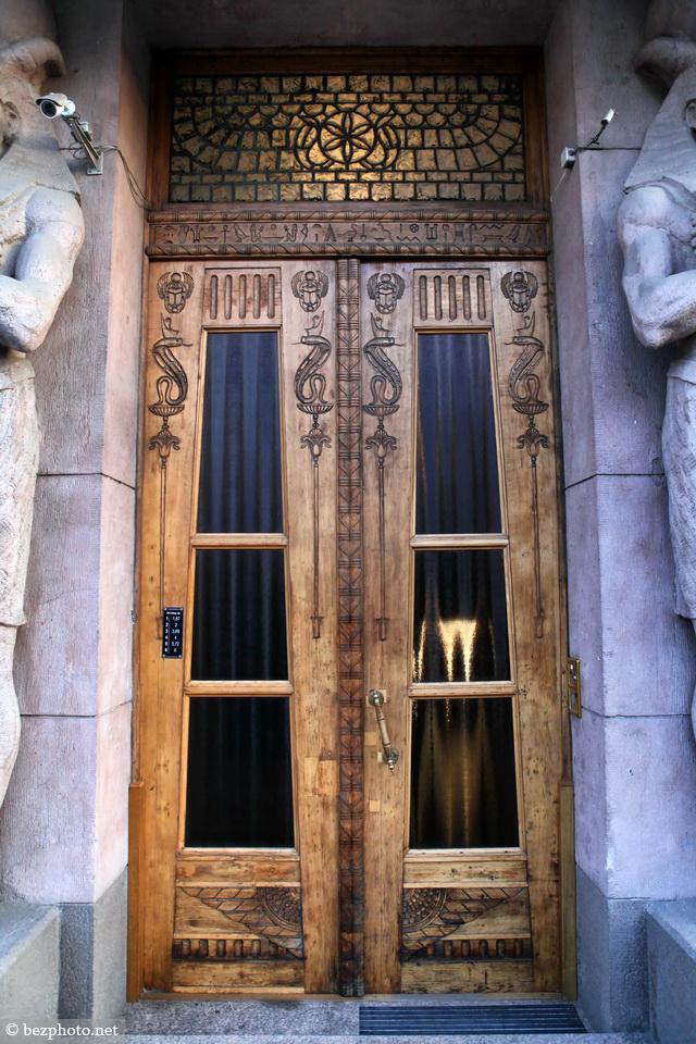 египетский дом захарьевская 23