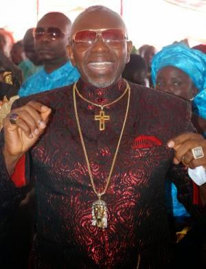 Oritsejafor prays for Buhari's administration