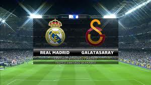Prediksi Real Madrid vs Galatasaray Liga Champions