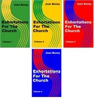 Exhortations for the Church ... Vol. 1, 2, 3 & 4
