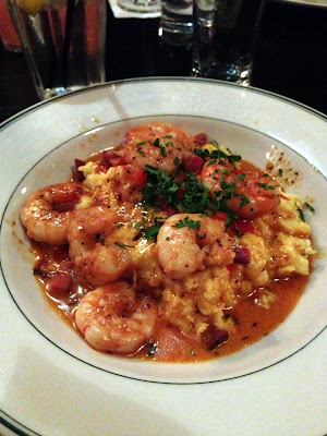 Shrimp & Grits at Superior Seafood & Oyster Bar