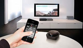 Mengubah Smartphone menjadi remote control dengan Wifi