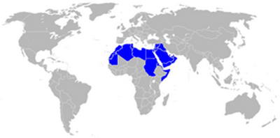 [Image: arabiclanguagemap.jpg]
