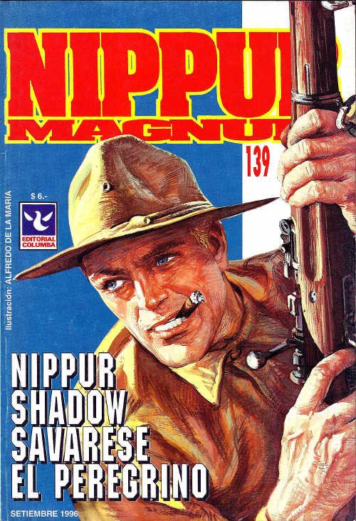 Próximamente: NiPPUR MAGNUM  ED. Columba - Argentina