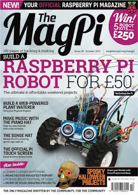 The MagPi 37ª Edição