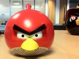 gadget rovio high tech angry birds Haut-Parleurs
