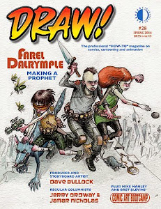 DRAW! Magazine NO. 28 ON SALE NOW!