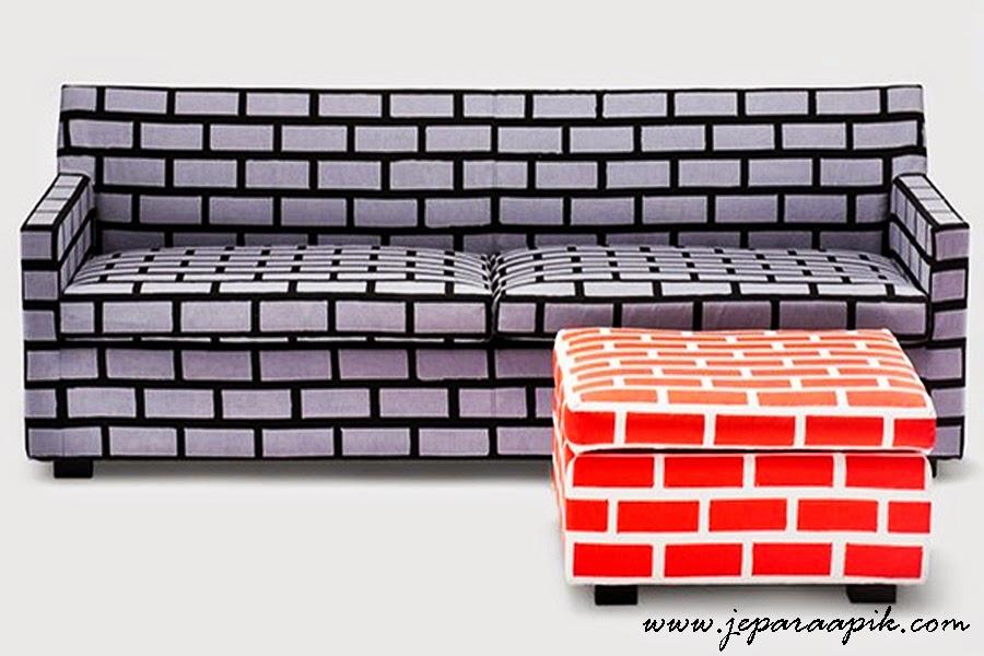 Stone Minimalist Sofa