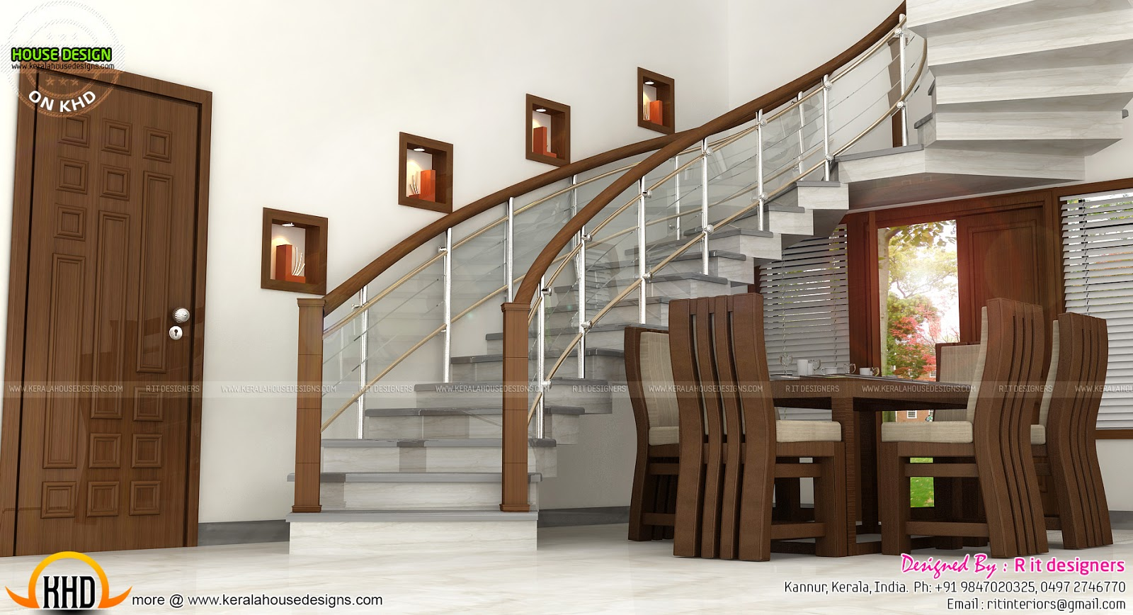 June 2015 kerala home design and floor plans for Interior houses design pictures