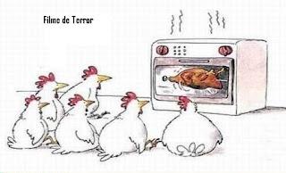 Filme Terror galinhas