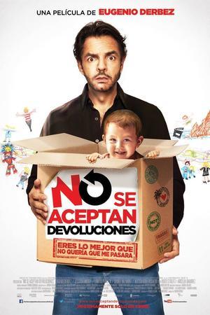 Poster No se Aceptan Devoluciones 2013