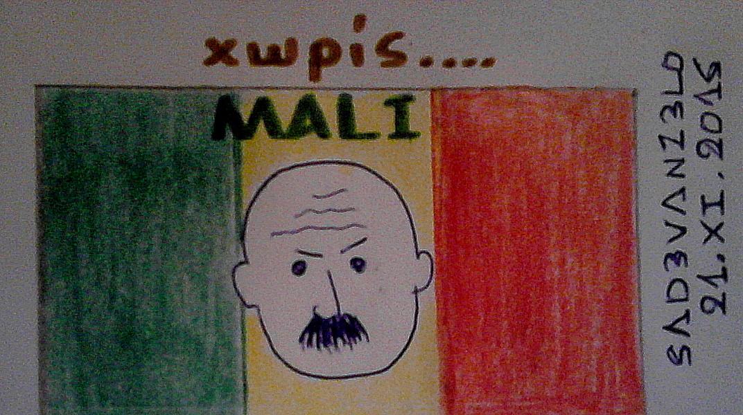χωρίς Mali
