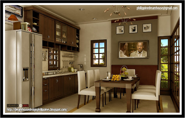 Dream house design philippines design gallery for Modern kitchen design philippines