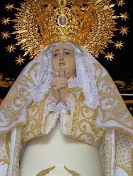 Ntra Sra de la Soledad Jueves de Dolores. Calzada de Calatrava