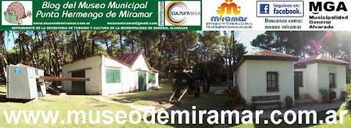 "Museo Municipal ""Punta Hermengo"" de Miramar."