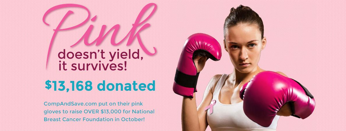 National Breast Cancer Foundation Fundrasier