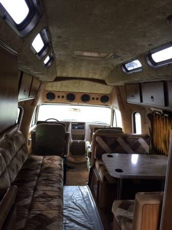 Used Mud Tires For Sale >> Used RVs 1982 GMC Brougham Class B RV For Sale For Sale by Owner