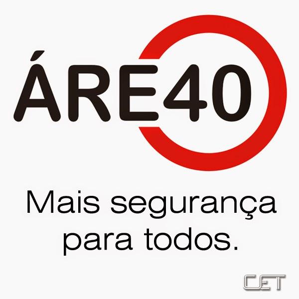 Logotipo Área 40
