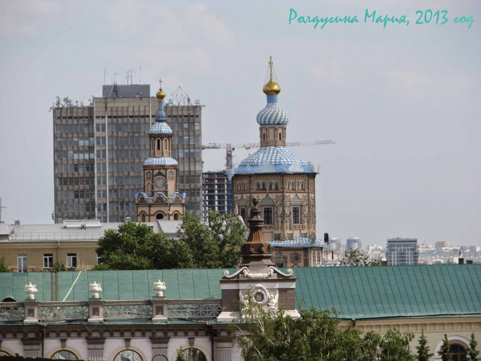 Казань Собор Петра и Павла фото
