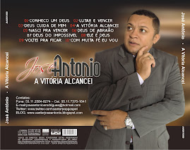 OS MAIS NOVOS SUCESSOS DO CANTOR POP GOSPEL JOSE ANTONIO.