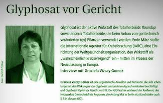 Entrevista para Alemania Revista GeN