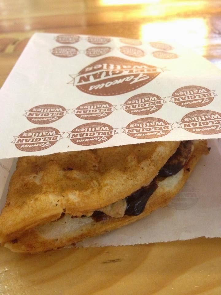 Quick Bite: Famous Belgian Waffles
