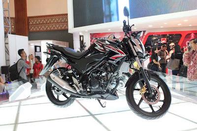 honda cb150r streetfire 1 Harga dan Spesifikasi Honda CB150R Streetfire