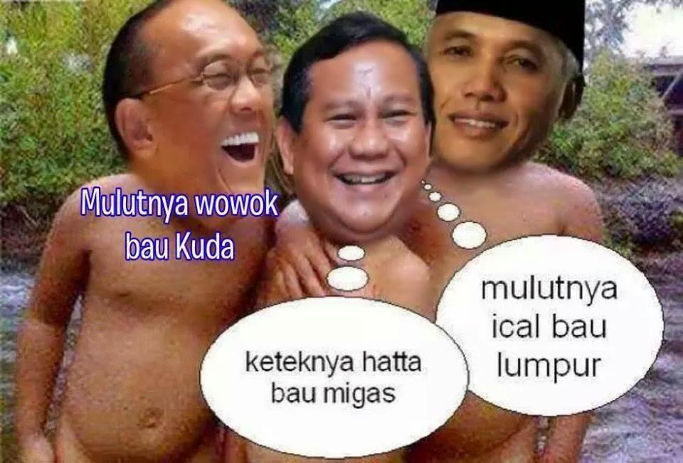 Foto Lucu Prabowo