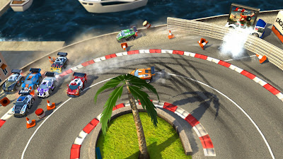 Free Download Game Bang Bang Racing PC Game