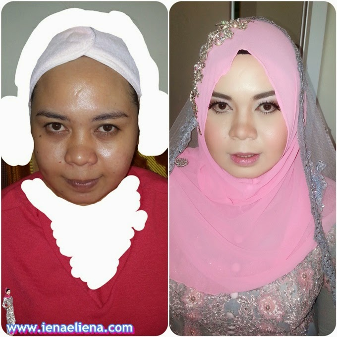 Make Up tunang Ikin