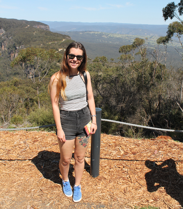 Blue Mountains, Sydney, Katoomba Falls