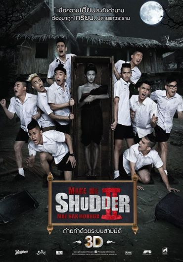 Make Me Shudder 2: Mae Nak Horror Movie Film Thailand - Sinopsis