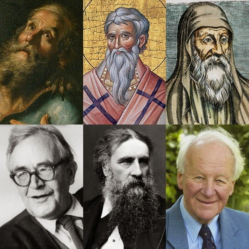 "A sampling of church history's finest ""hell deniers"""