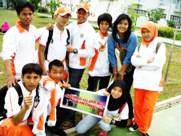 with team TAEKWONDO PGRI