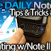Galaxy Note 2 Tips & Tricks (Episode 34: Printing on Samsung and non-Samsung Printers)