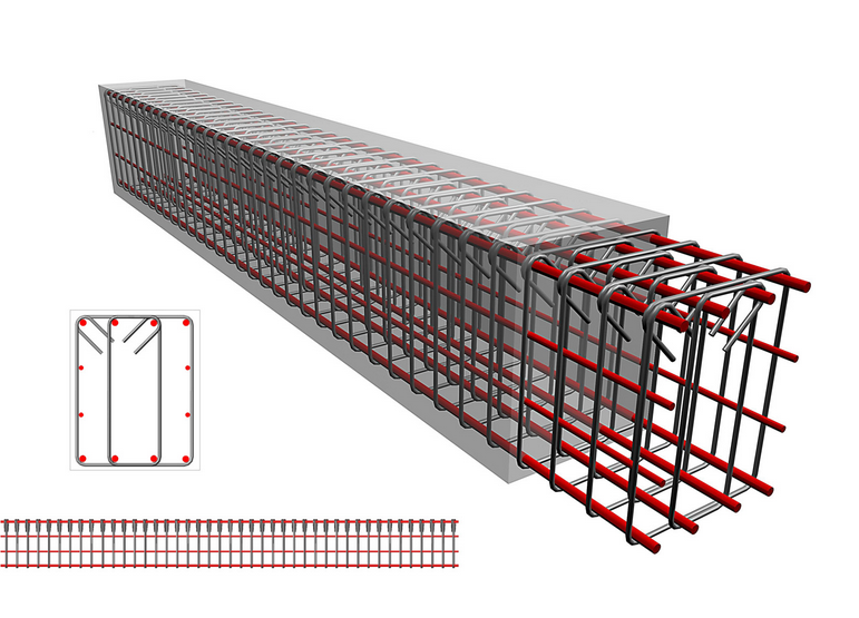 Reinforced Concrete Beam : Structural engineer ger august