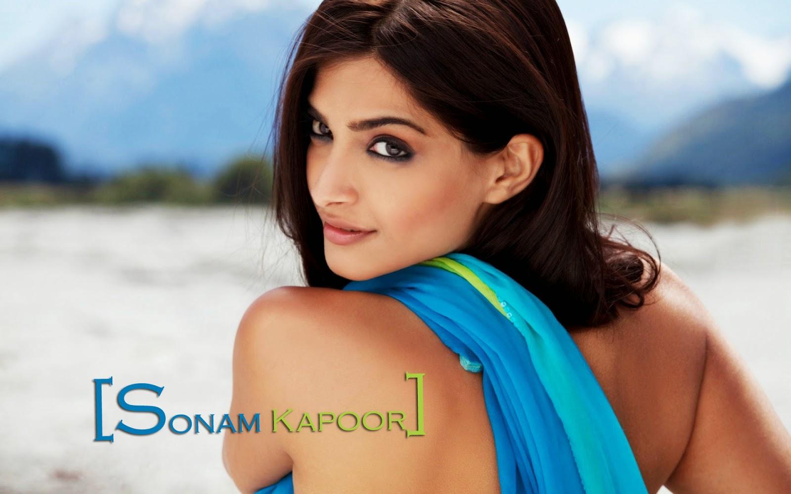 sexy sonam kapoor desi girls photo wallpaper